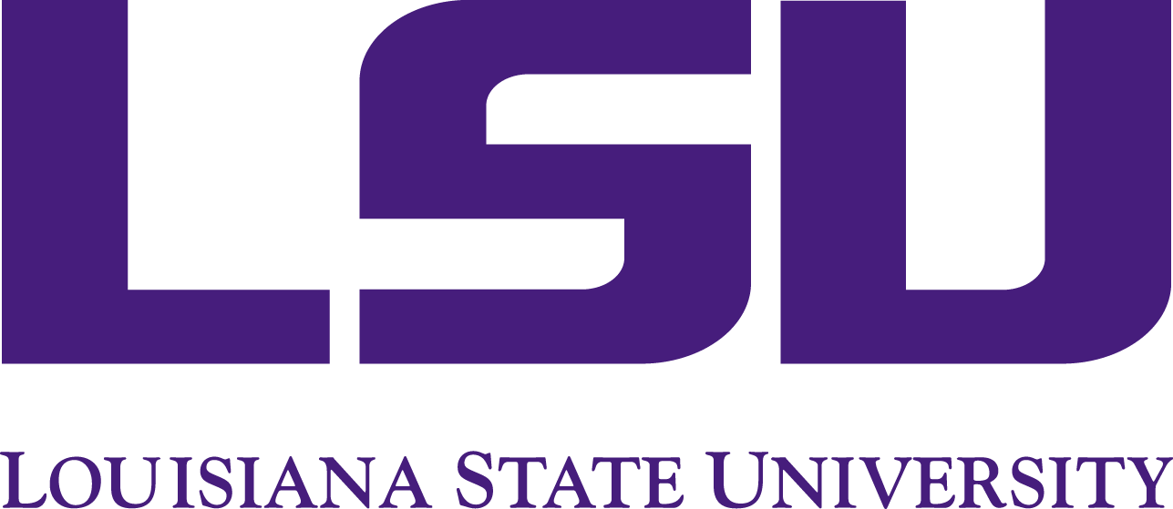 Louisiana State University (LSU) Logo